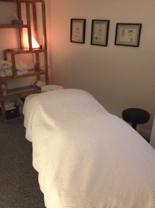 Greg Pressley Massage Room
